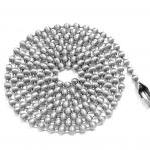 Ball Chain 18 inches jewelry supply..