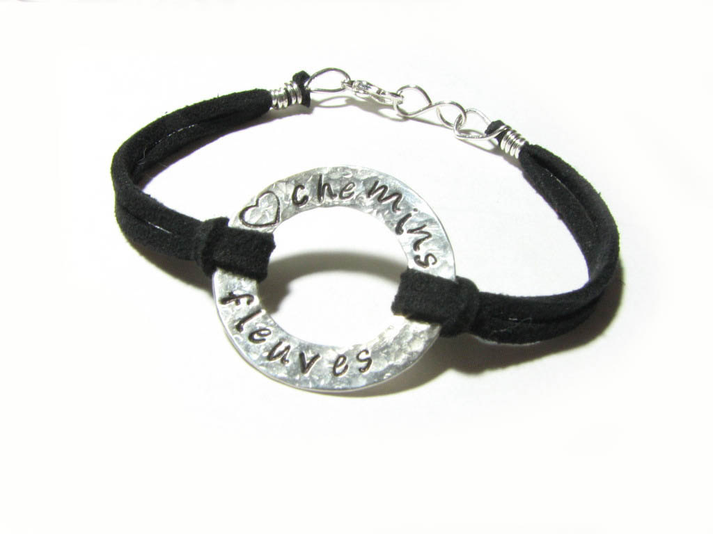 are anchor you bracelet hand heart my untitled jewelry branded stamped product